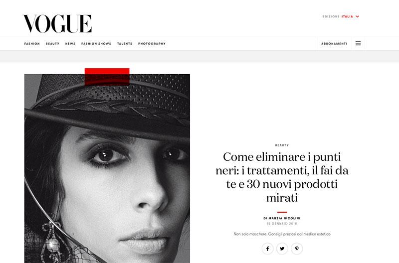 Presse Vogue